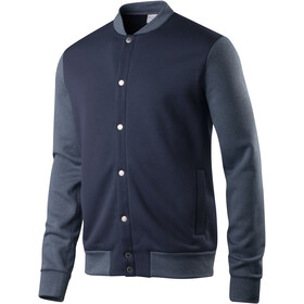 Houdini Baseball Jacket Men blue illusion/thunder